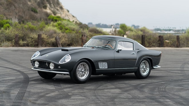 The 10 Most Expensive Classic Cars Sold At Auction In 2018