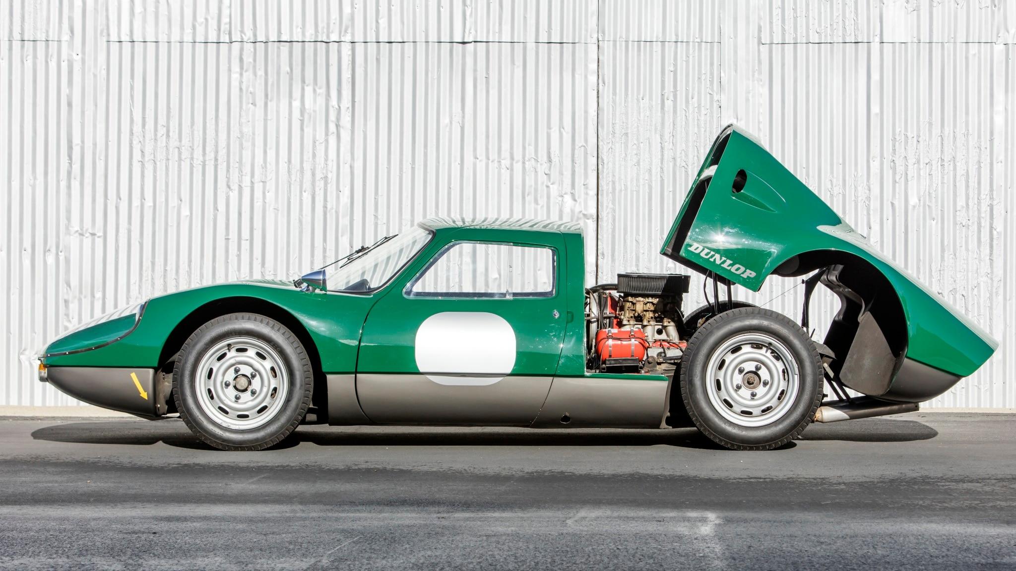 1964 Porsche 904 GTS Side View