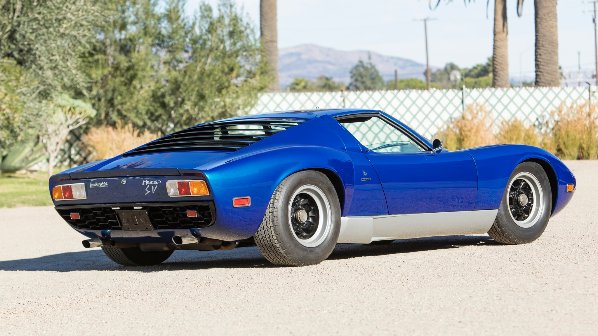 Lamborghini Miura Sv And Porsche 904 Gts Headline Bonhams Auction