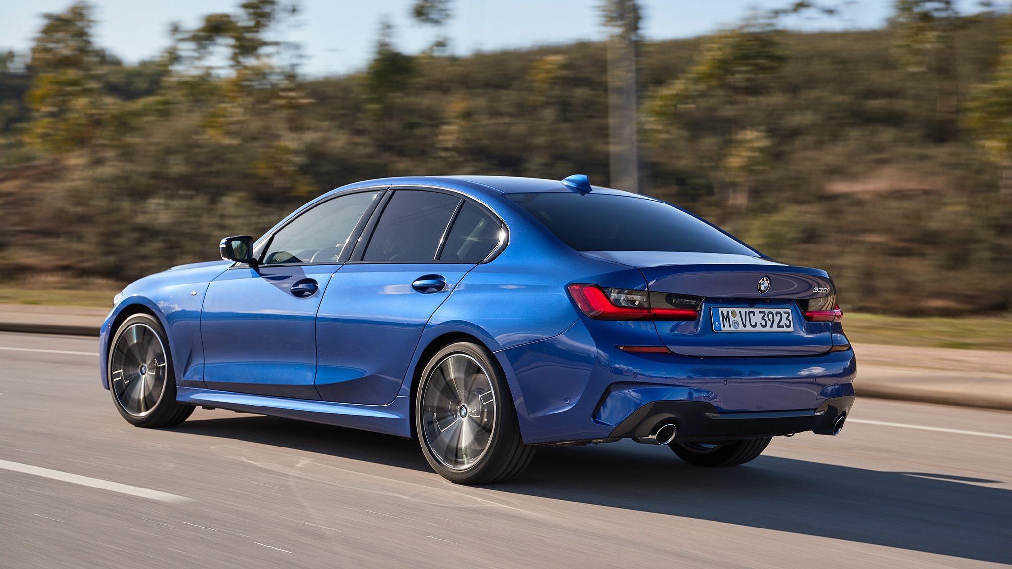 2019 BMW 3 Series First Drive Review: It's Back ...