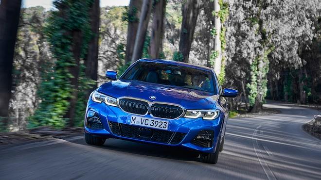 2019 BMW 330i 45