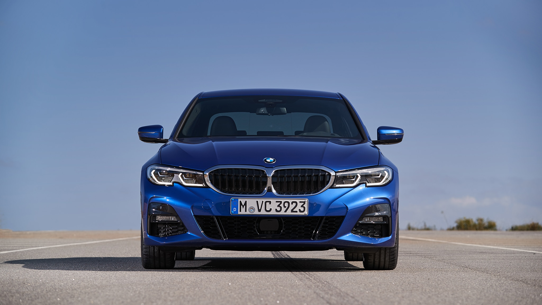 2019 Bmw 3 Series First Drive Review Its Back Automobile Magazine