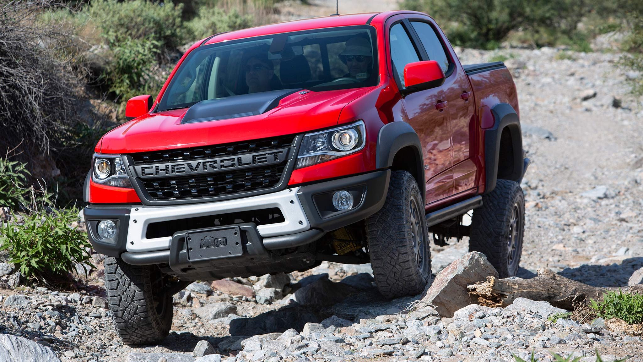 2019 Chevrolet Colorado ZR2 Bison First Drive: Off-Road ...