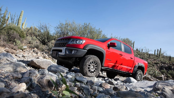 2019 Chevrolet Colorado ZR2 Bison First Drive: Off-Road