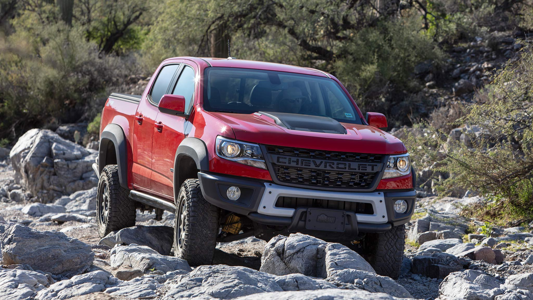 2019 Chevrolet Colorado ZR2 Bison First Drive: Off-Road Ludicrousness | Automobile Magazine