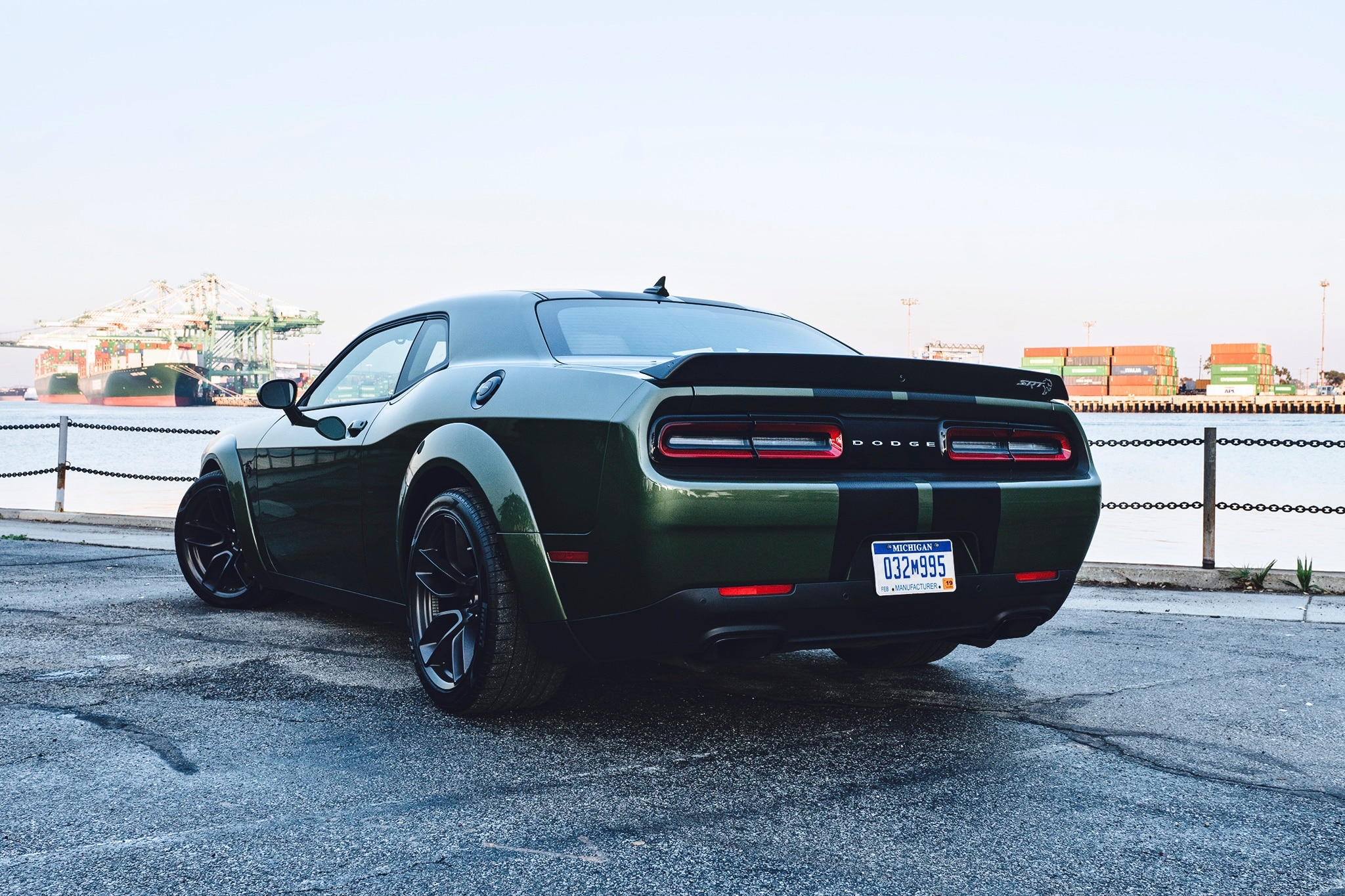 2019 Dodge Challenger SRT Hellcat Redeye Photo Gallery ...