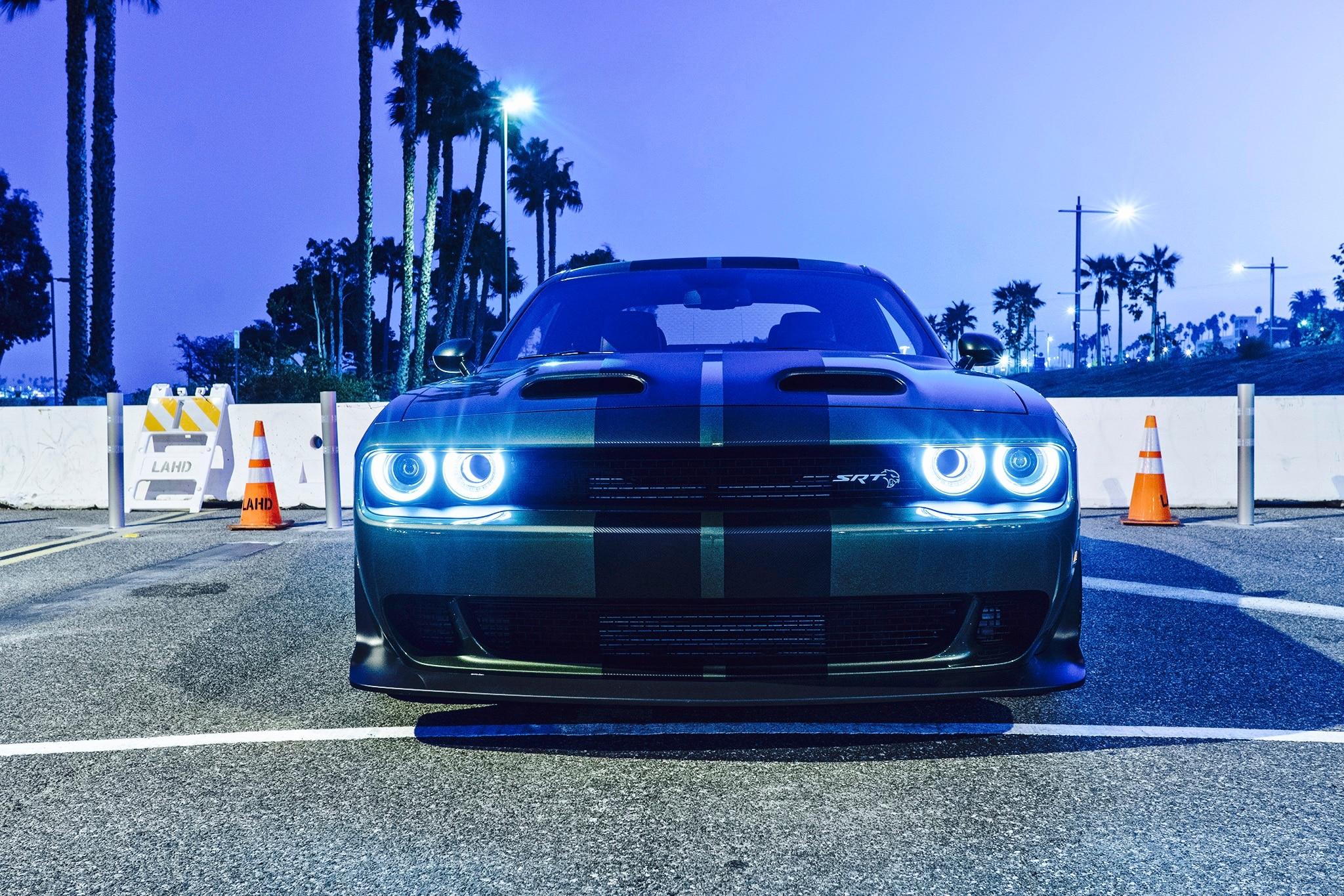 2019 Dodge Challenger SRT Hellcat Redeye 12