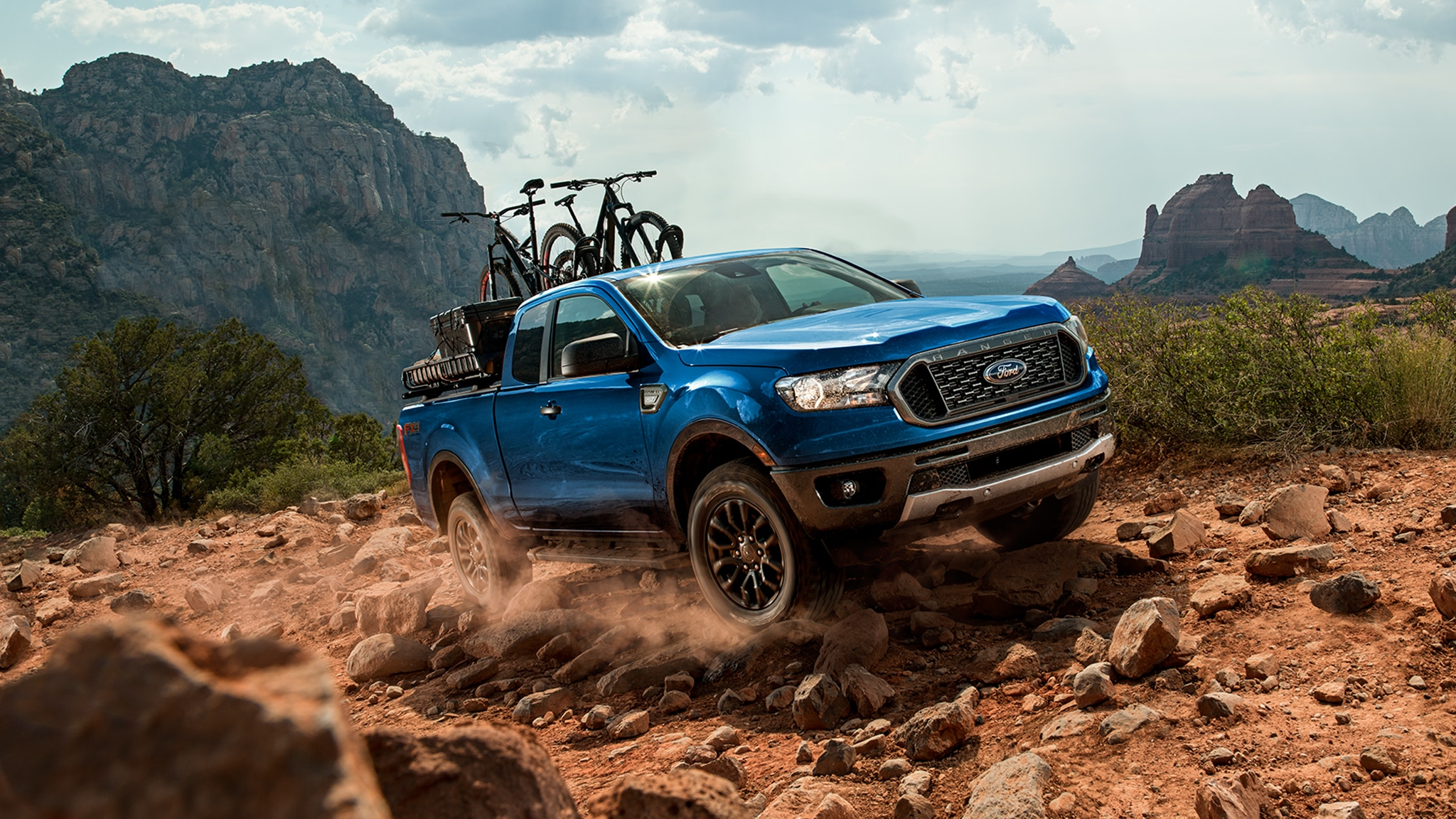 2019 Ford Ranger Pickup Mpg Announced Claims Best In Class For Gas