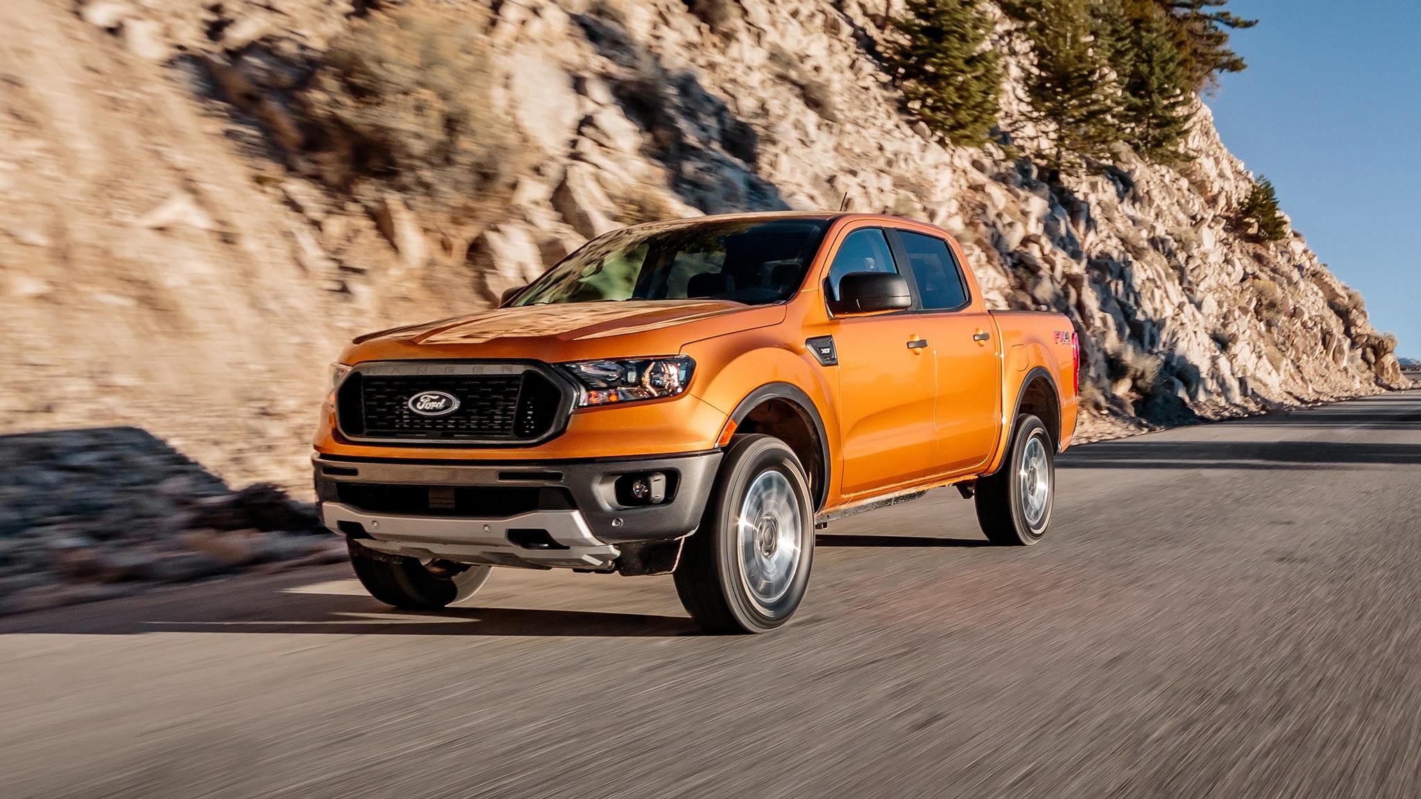 2019 Ford Ranger XLT 4x4 FX4 2