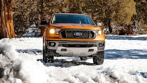 2019 Ford Ranger XLT 4x4 FX4 25