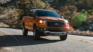 2019 Ford Ranger XLT 4x4 FX4 68