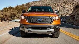 2019 Ford Ranger XLT 4x4 FX4 70