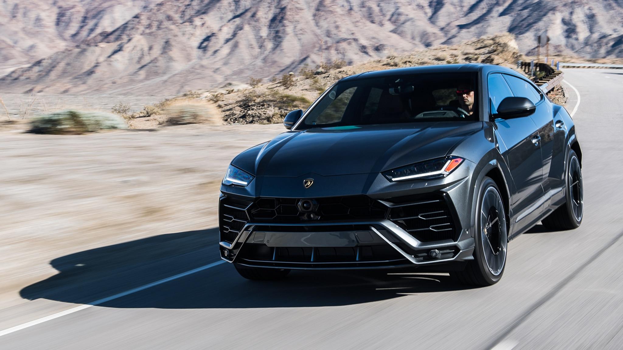 """Lambo's U S  CEO on the Urus SUV as a """"Real Lamborghini"""