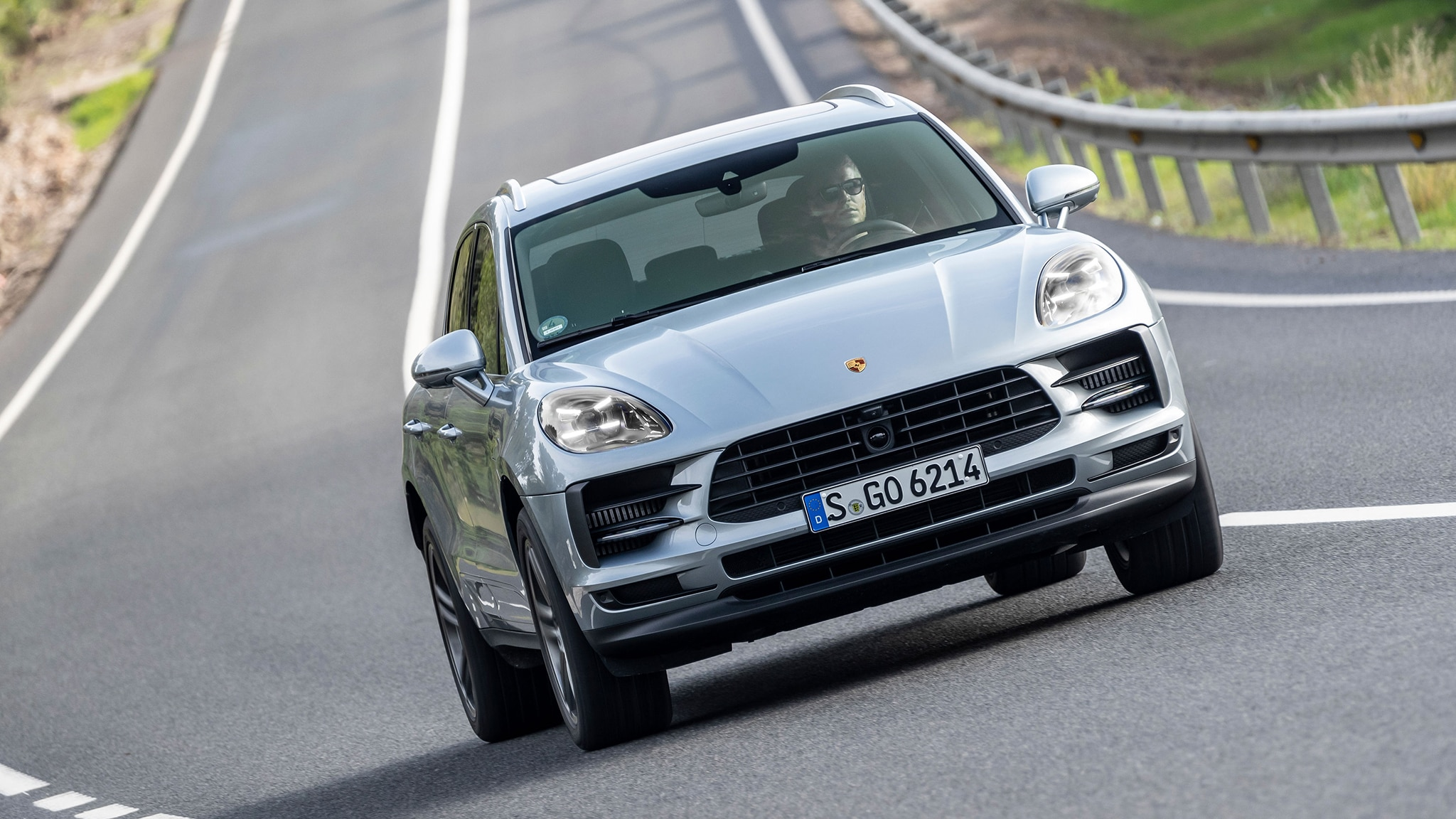 2019 Porsche Macan S First Drive Better Than Ever Automobile Magazine
