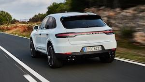 2019 Porsche Macan S White 20