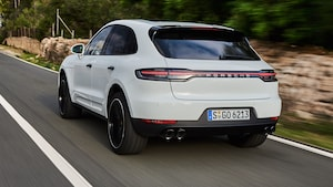 2019 Porsche Macan S White 22