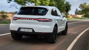 2019 Porsche Macan S White 23