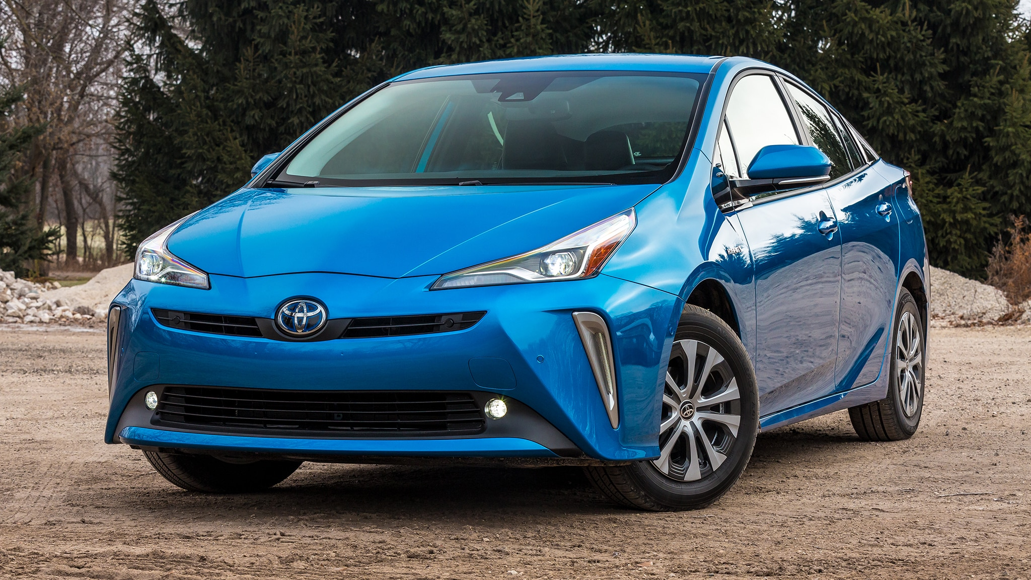 2019 Toyota Prius AWD-e First Drive Review: More All ...