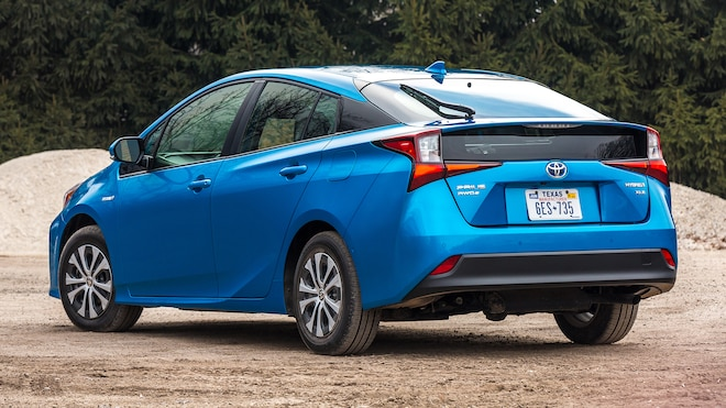 2019 Toyota Prius AWD-e First Drive Review: More All-Weather