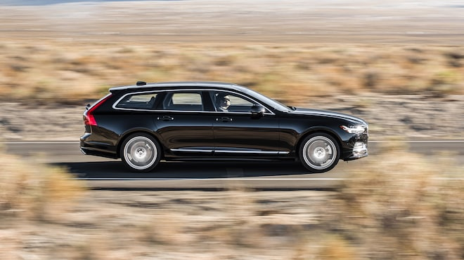 I Love Volvo Station Wagons Except When They Drive Me Insane