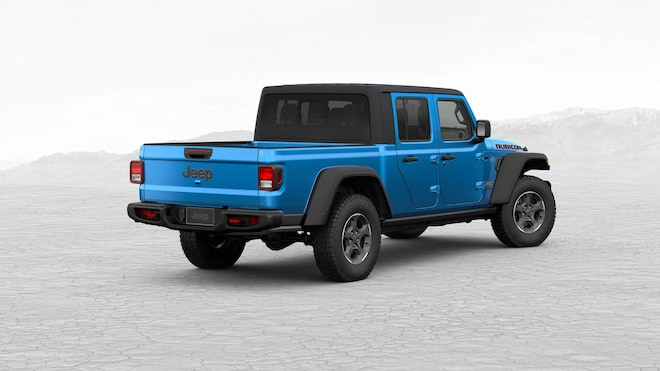 2020 Jeep Gladiator Pickup Truck Configurator Is Live: See ...