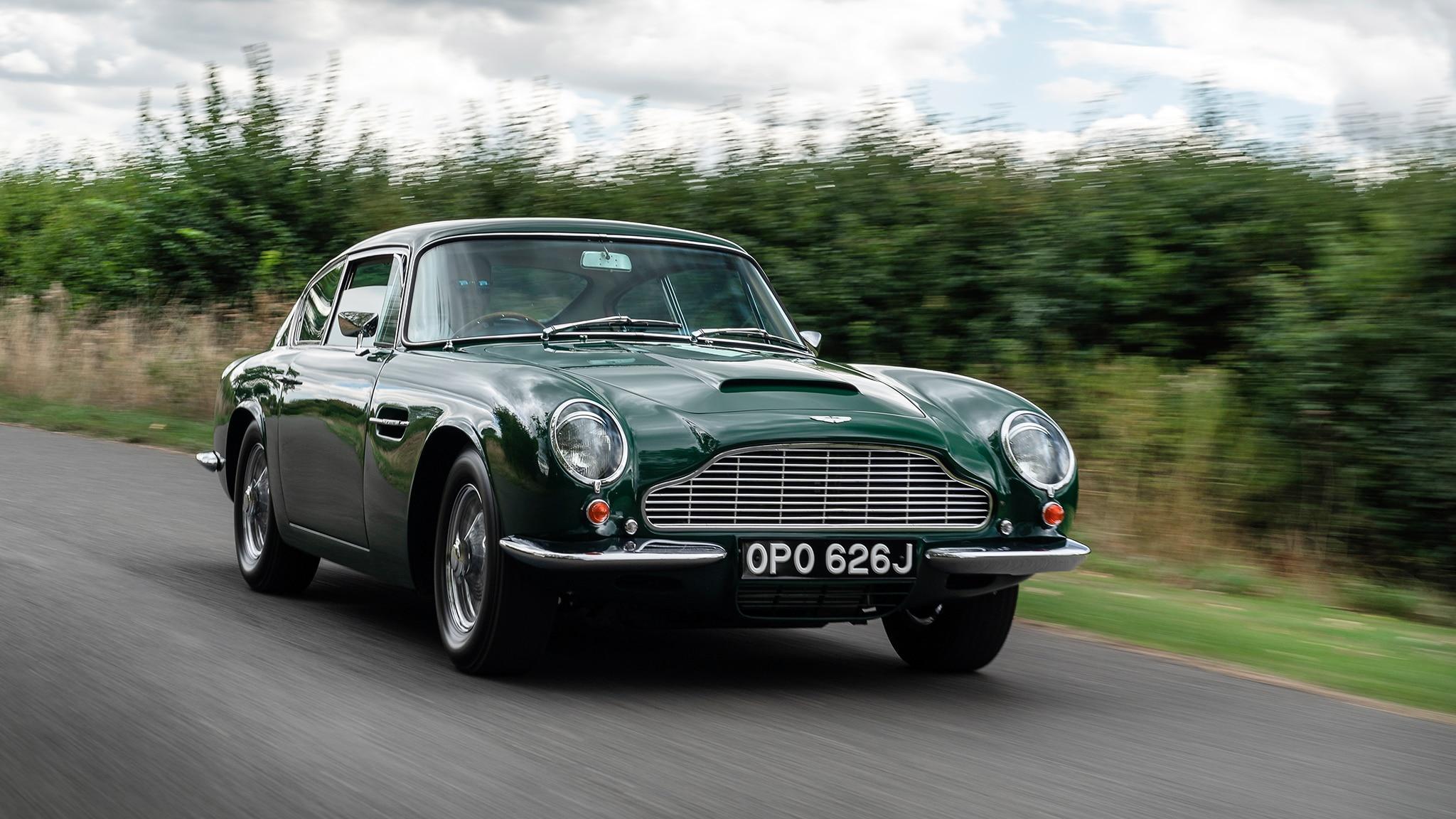 Aston Martin Heritage 100