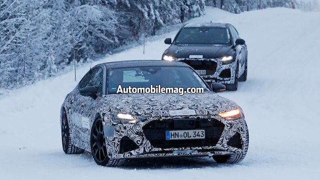 Audi RS7 2