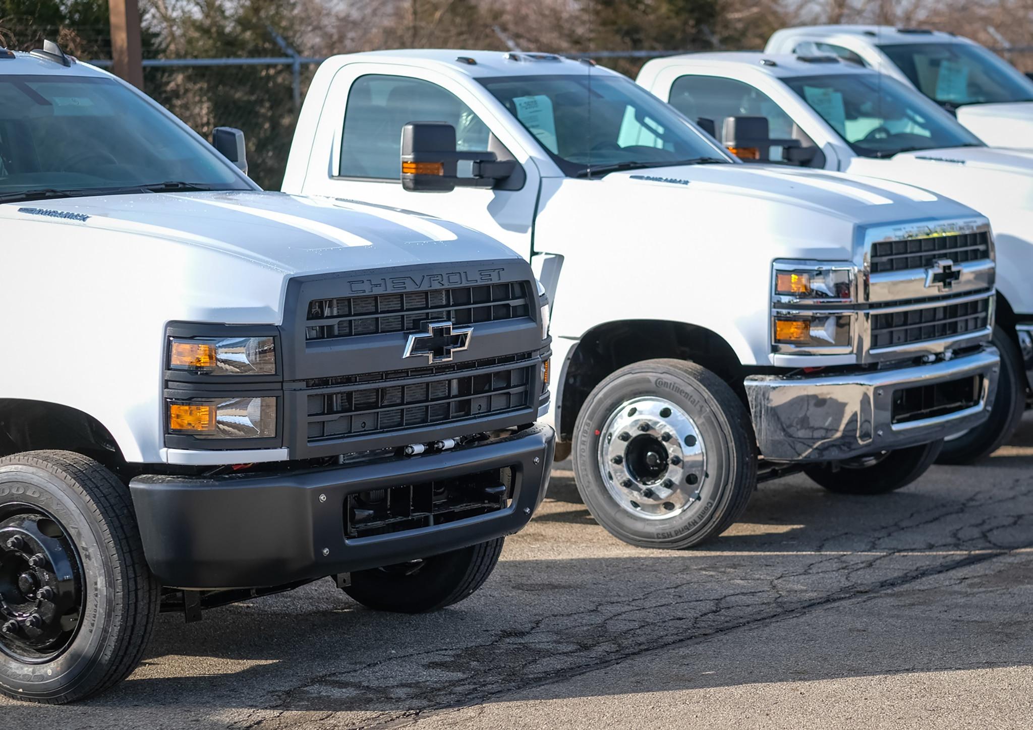 The Burlier 2019 Chevrolet Silverado HDs That Aren't Ugly ...