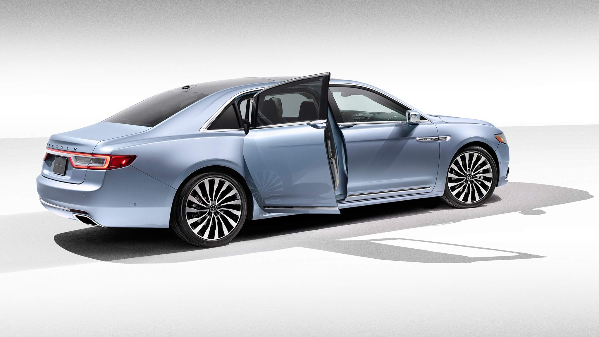 The New Lincoln Continental Is Getting Suicide Doors Automobile