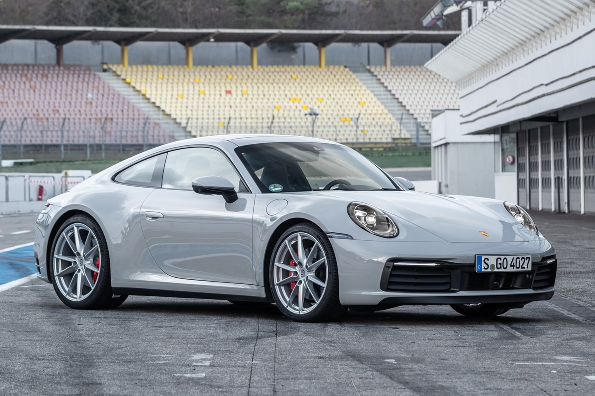 Porsche 992 911 Tech Workshop Hockenheim