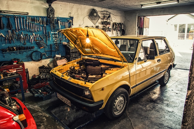 Sputtering in a Yugo from Bavaria to Serbia—and Back