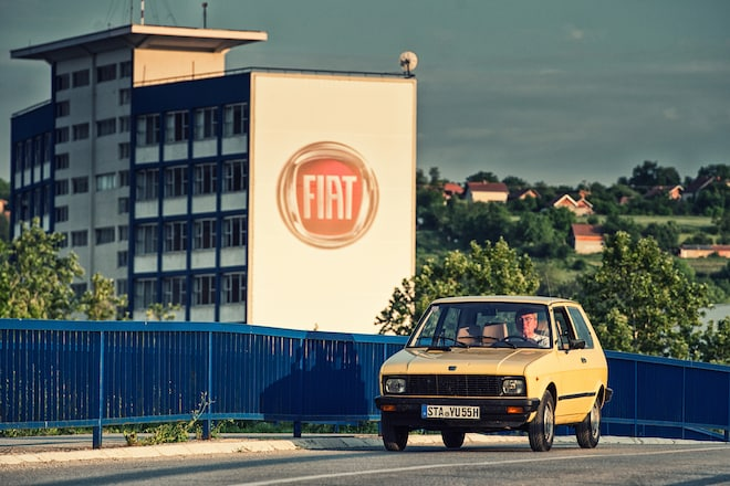 Sputtering in a Yugo from Bavaria to Serbia—and Back | Automobile