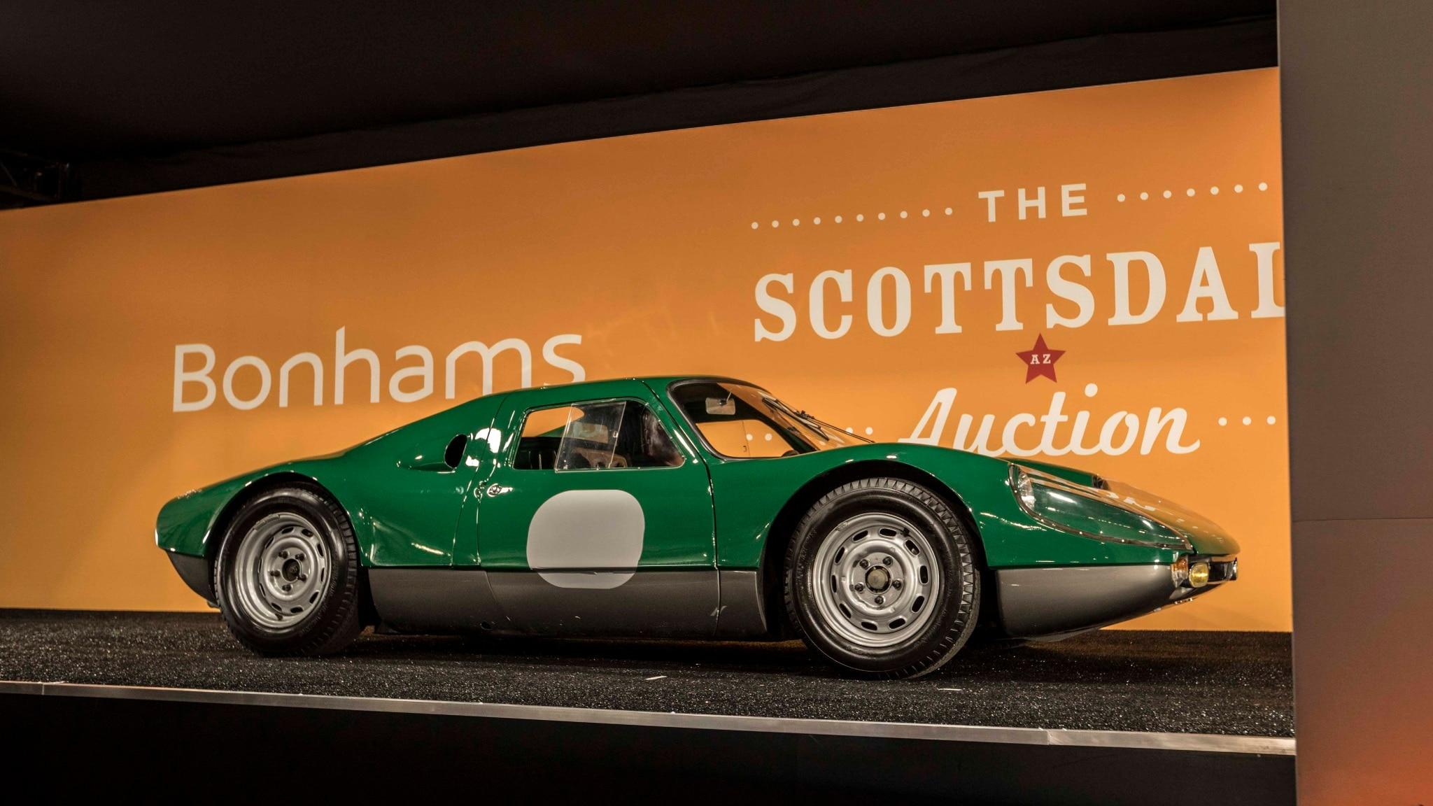 1964 Porsche 904 Gts Side