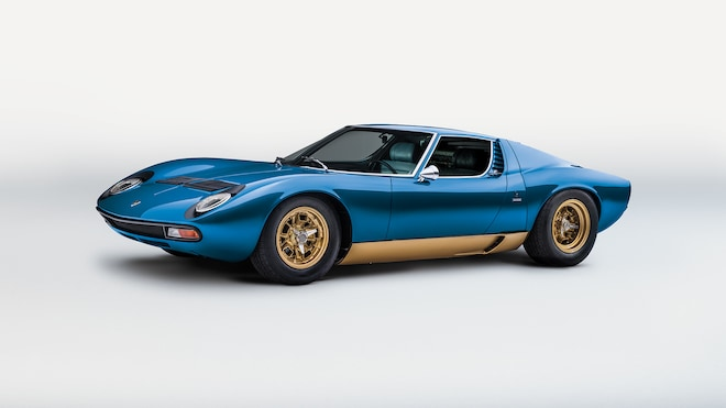 Original Influencer The History Of The Lamborghini Miura