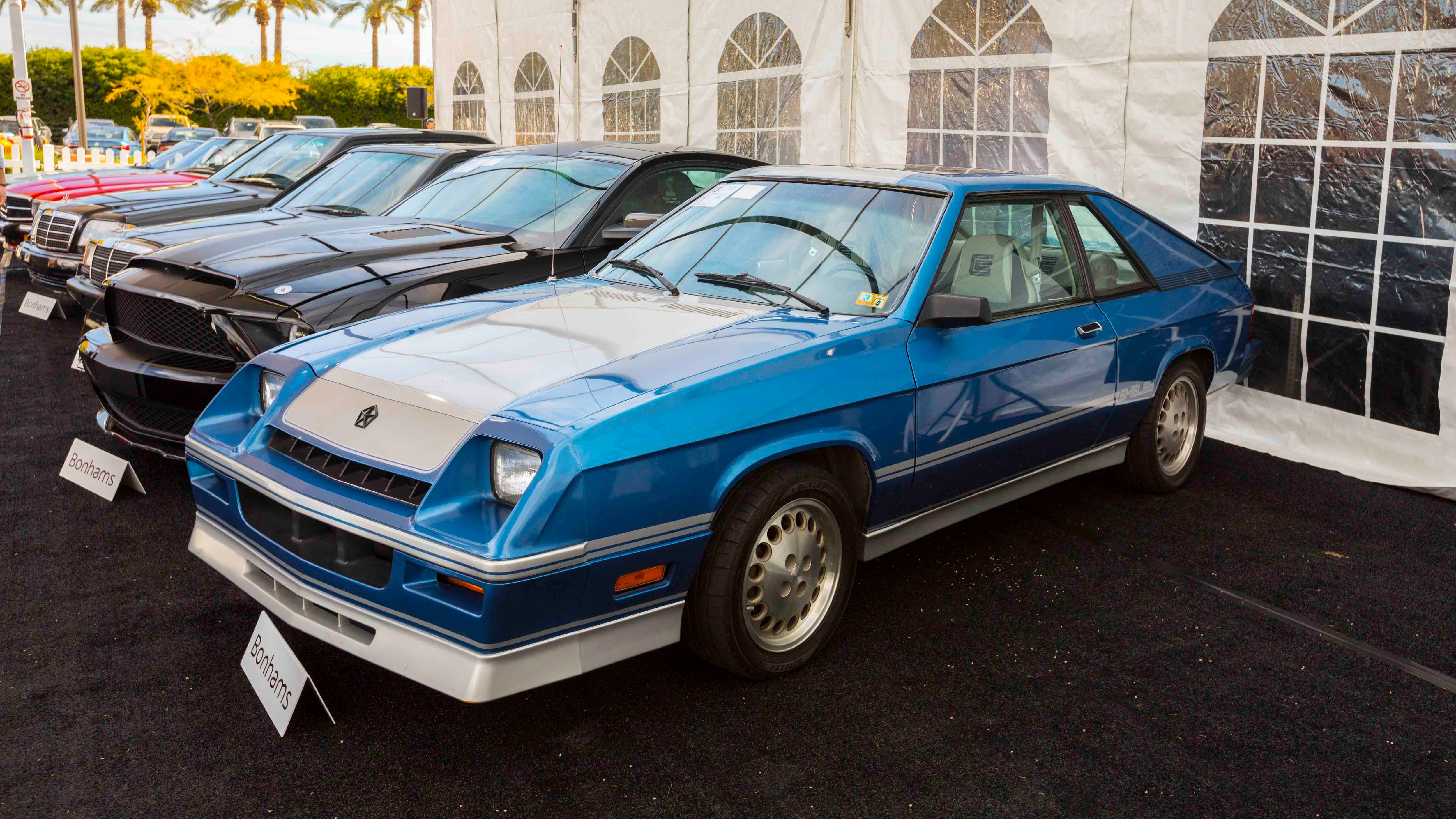 Big Money Classic Cars Fail To Sell At Bonhams Scottsdale