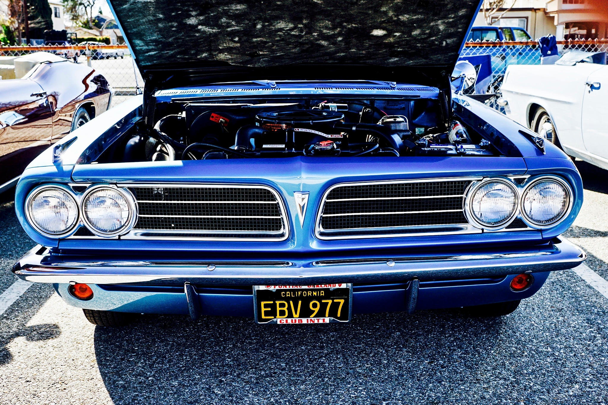 In Photos 19th Annual Show N Shine At Fullerton Airport