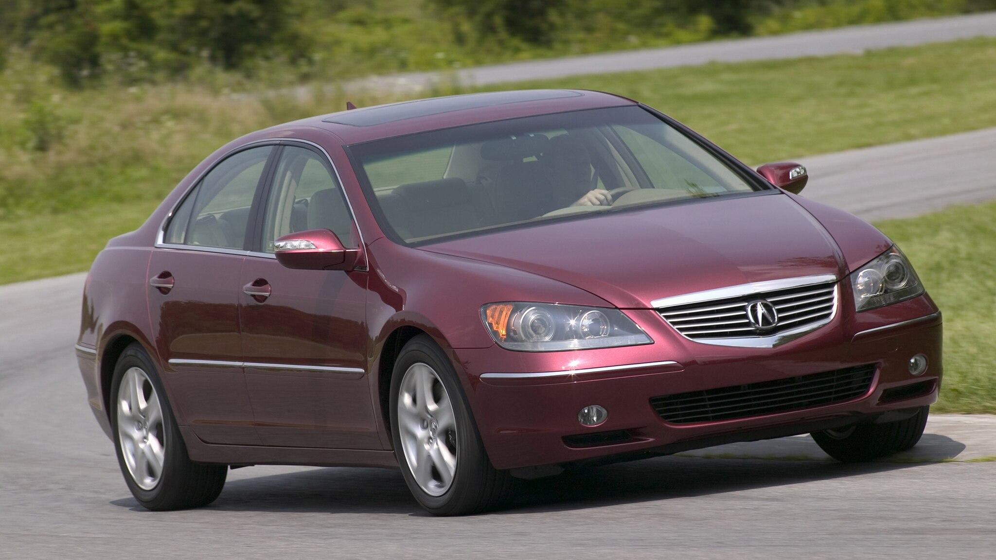 2005 Acura RL SH AWD