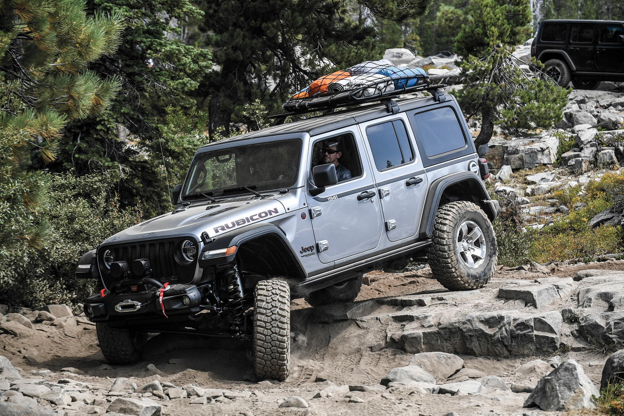 2c248846 We Tackle the Rubicon Trail in a Jeep Wrangler Rubicon | Automobile ...