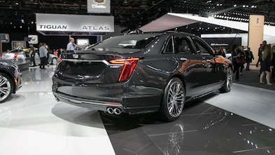 2019 Cadillac Ct6 V Is A 550 Hp Thing Get One Before It S Gone