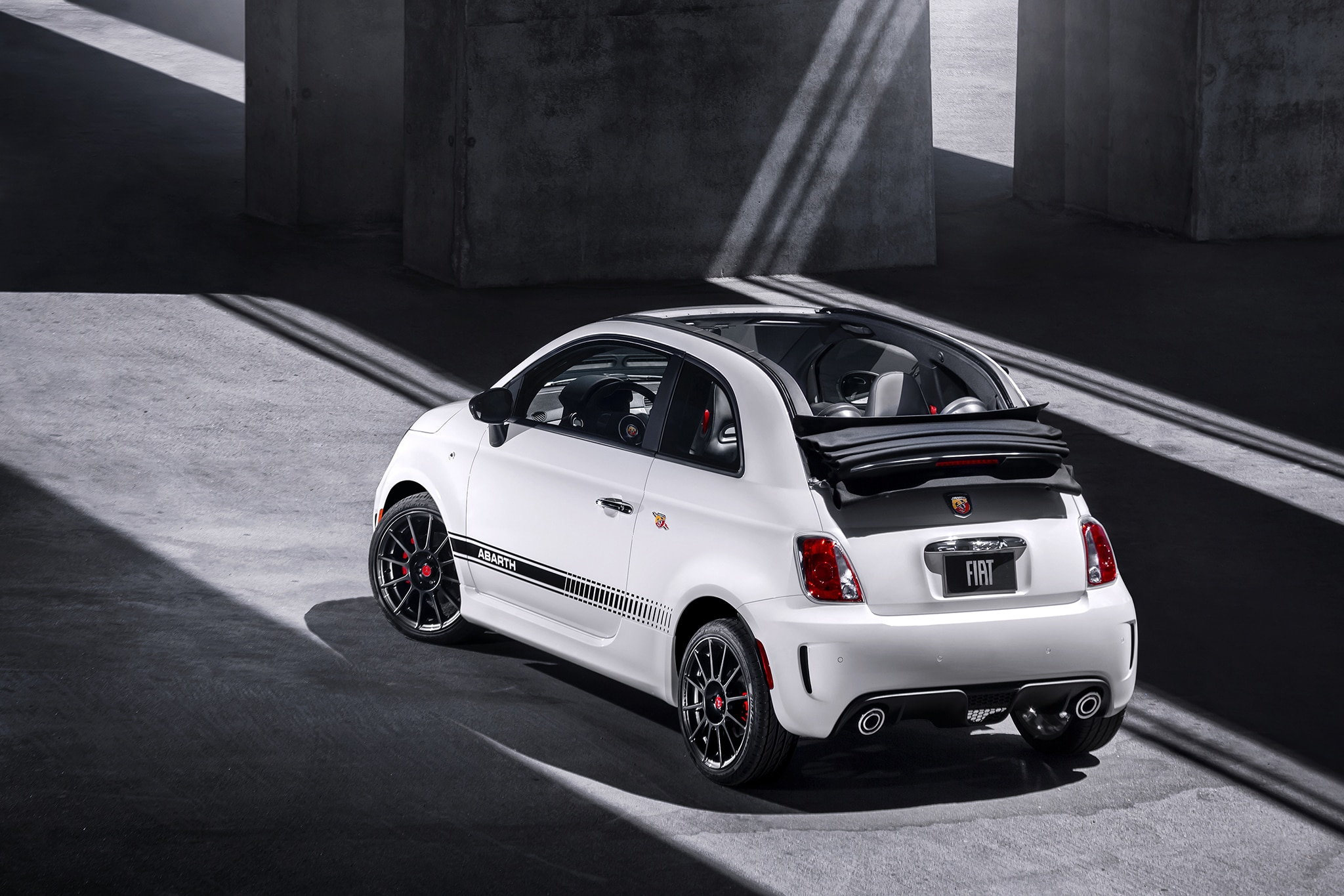 2019 Fiat 500 Abarth Cabriolet Review Fun But A Hard Sell