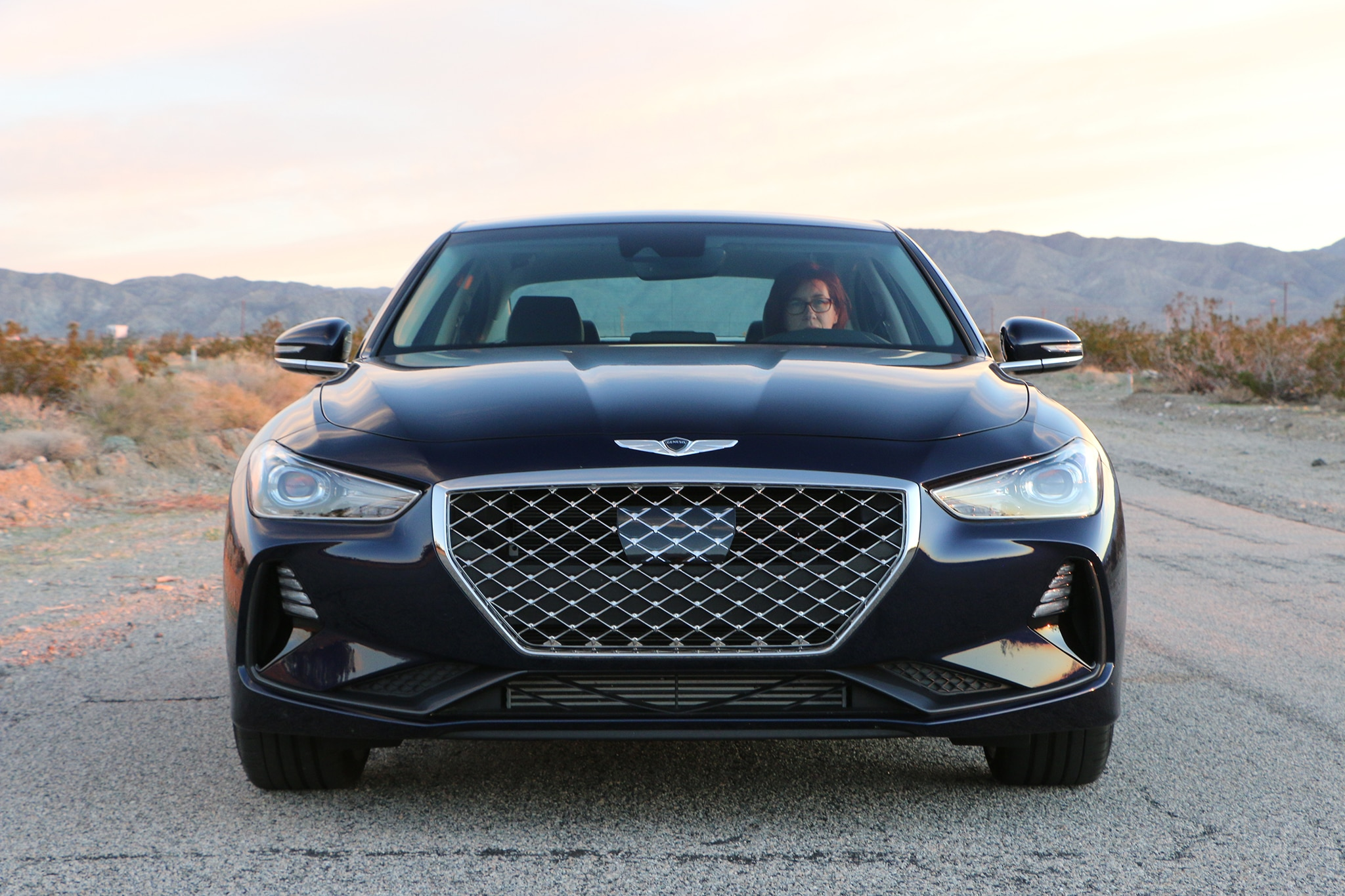 Genesis 38 8 >> 2019 Genesis G70 2.0T Manual: Fun with a Couple Flaws | Automobile Magazine