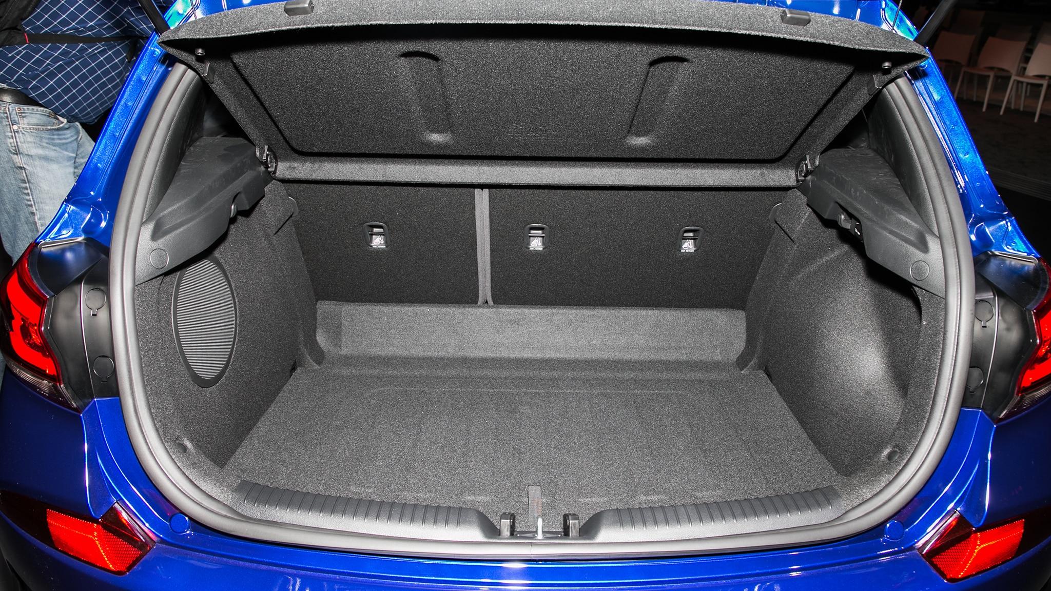 2019 Hyundai Elantra GT N Line: Sporty Stuff and a Stick ...