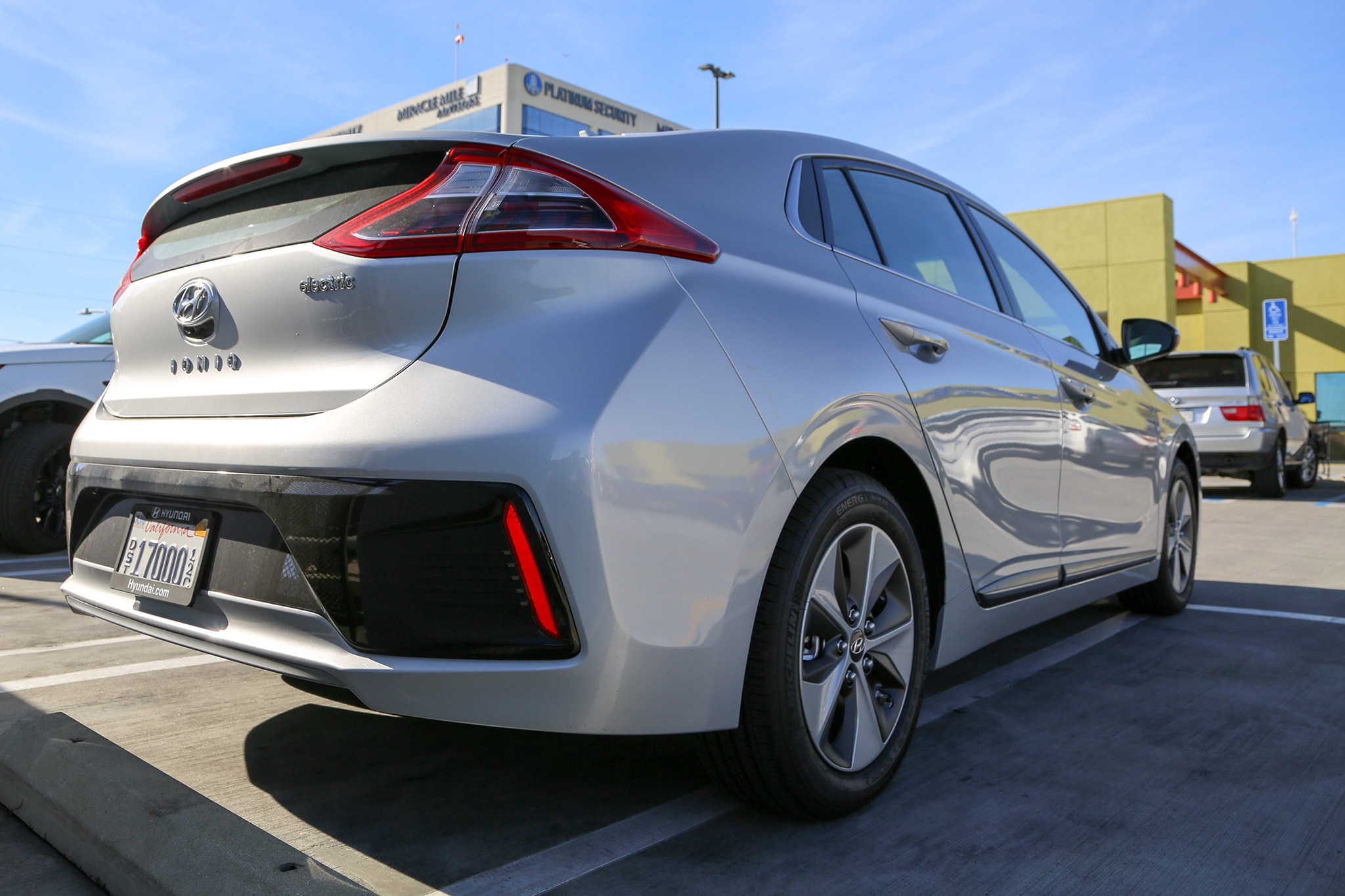 Review: The Hyundai Ioniq EV Offers Serene Simplicity   Car in My Life