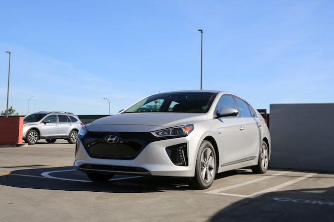 2019 Hyundai Ioniq Electric Limited 9