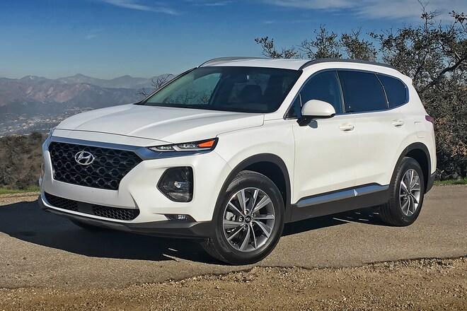 2019 Hyundai Santa Fe SEL Plus 01