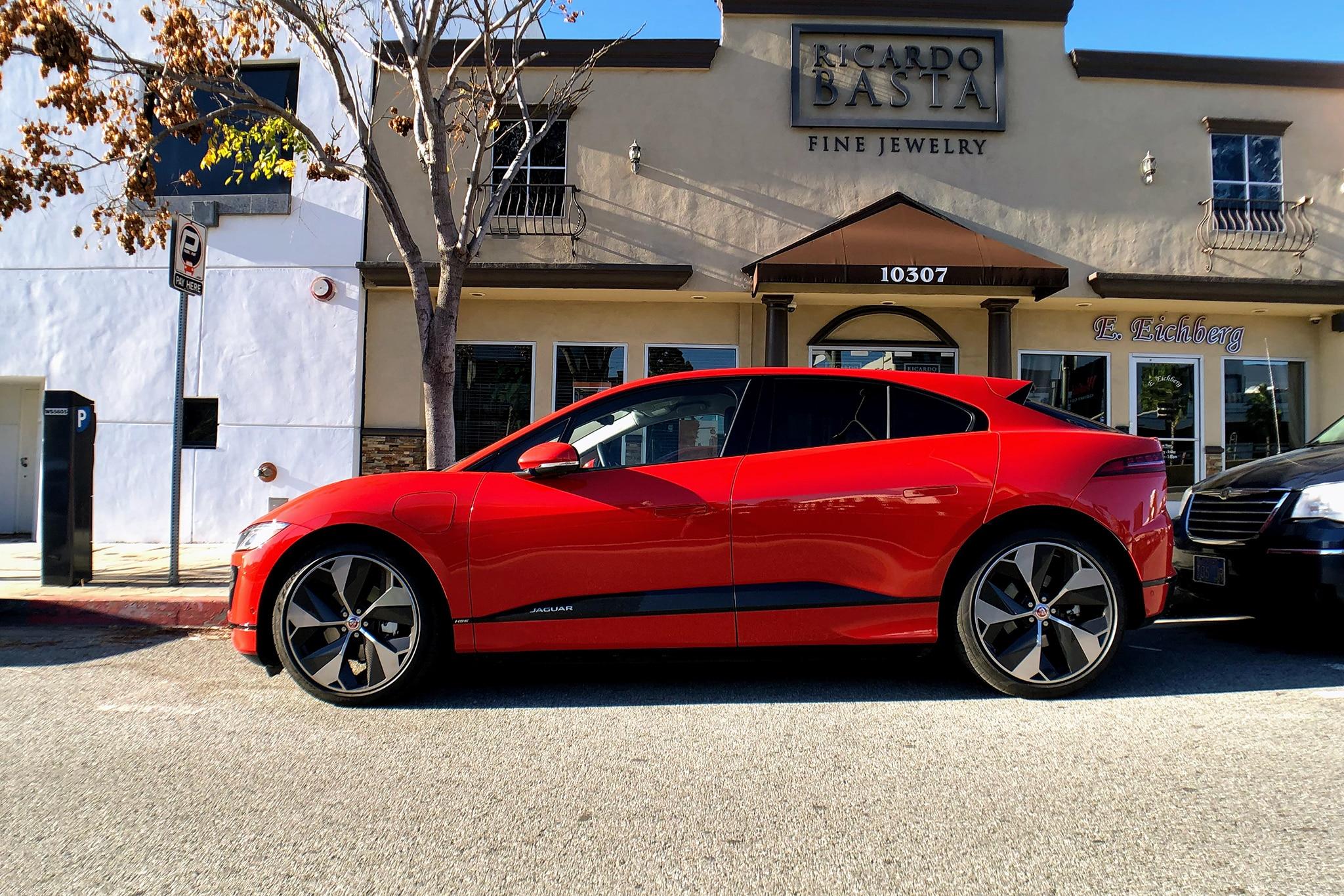 2019 Jaguar I Pace 8