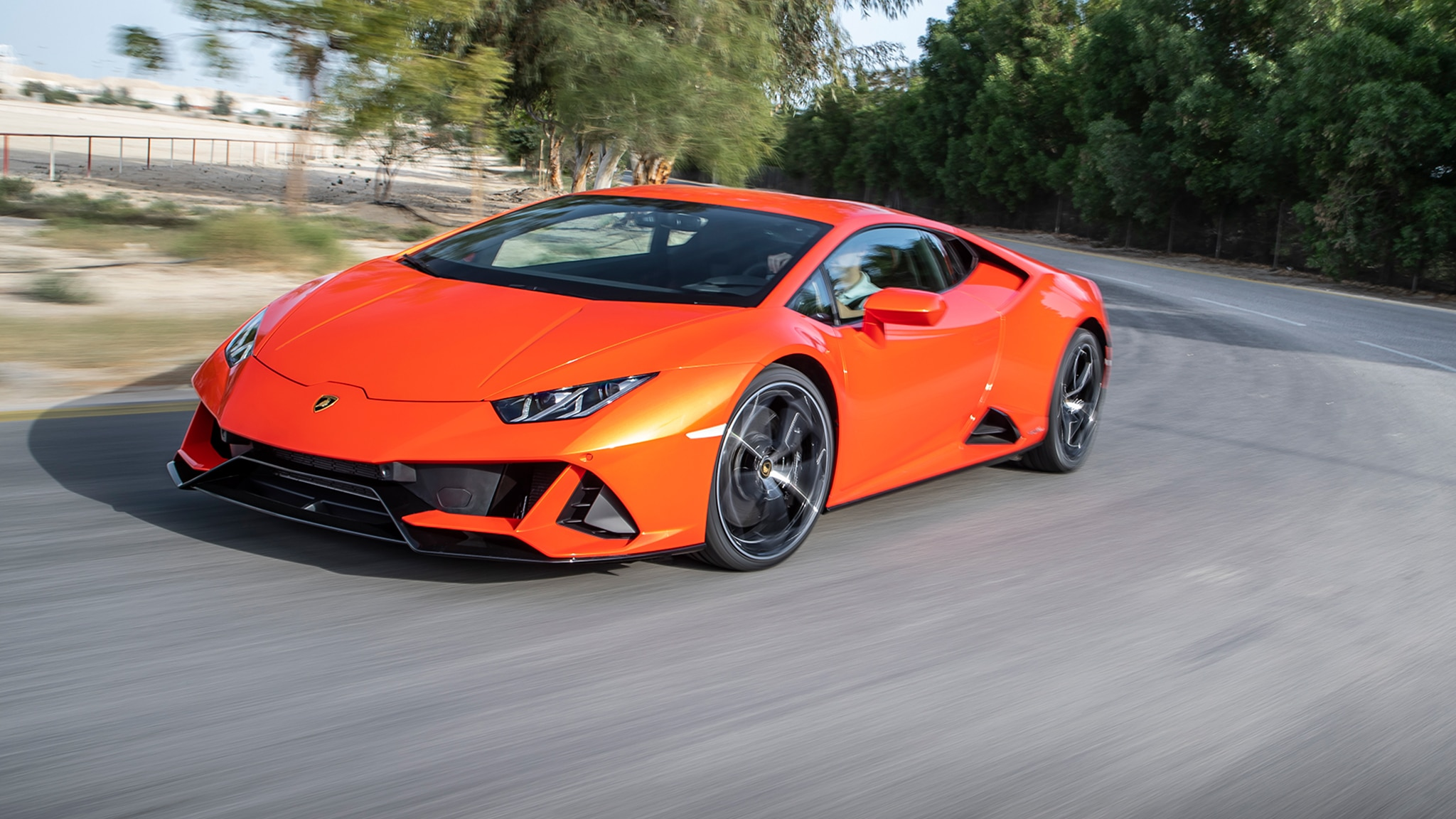 Lamborghini Huracan Evo Review It Freaking Rips Automobile Magazine