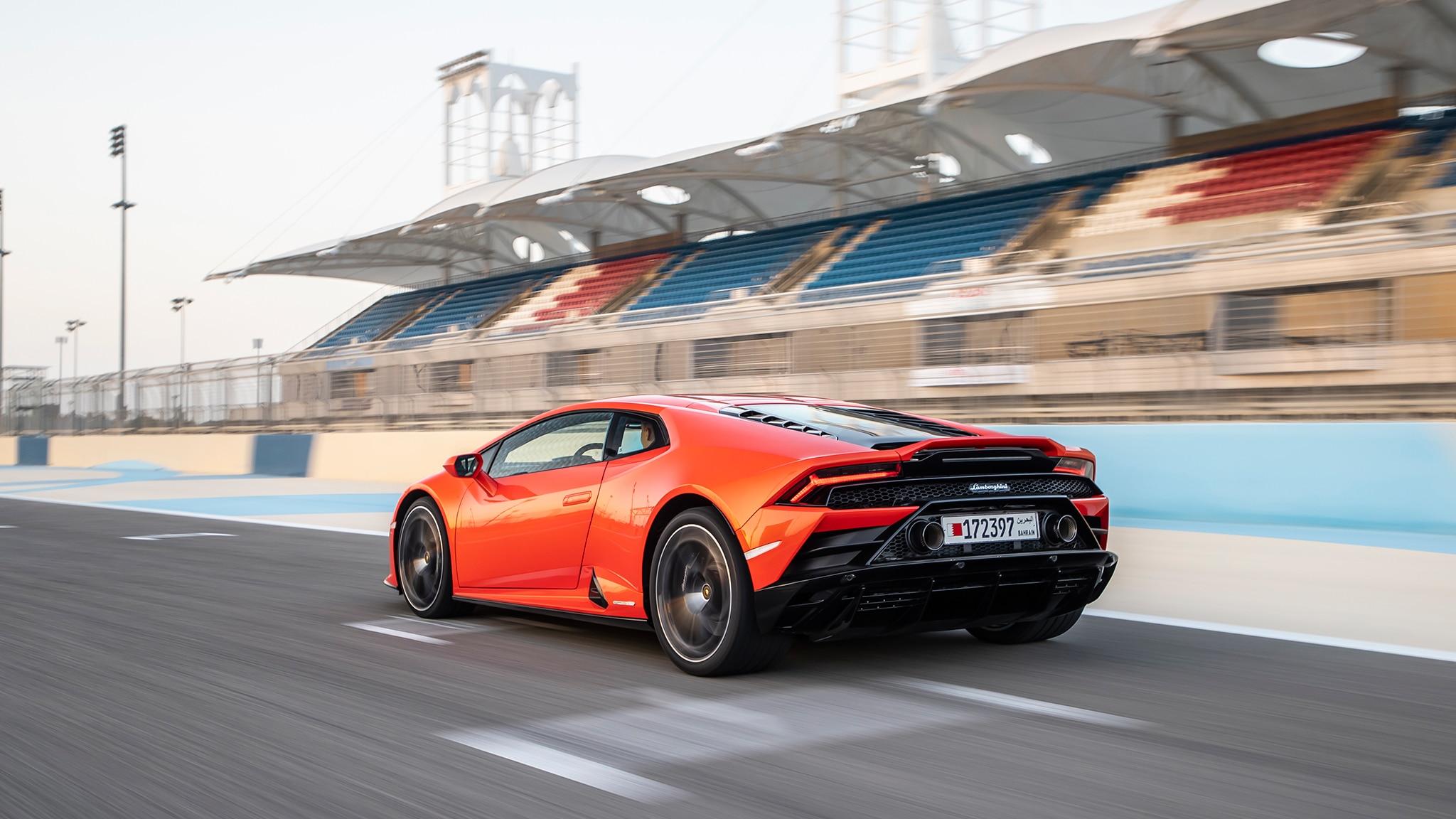 Lamborghini Huracan Evo Review It Freaking Rips Automobile Magazine