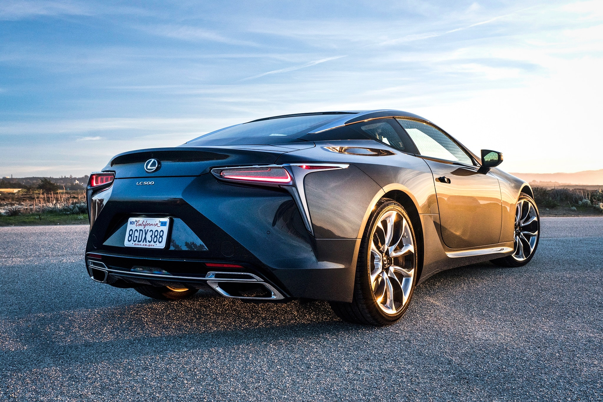 lexus lc500  seven things that make it special