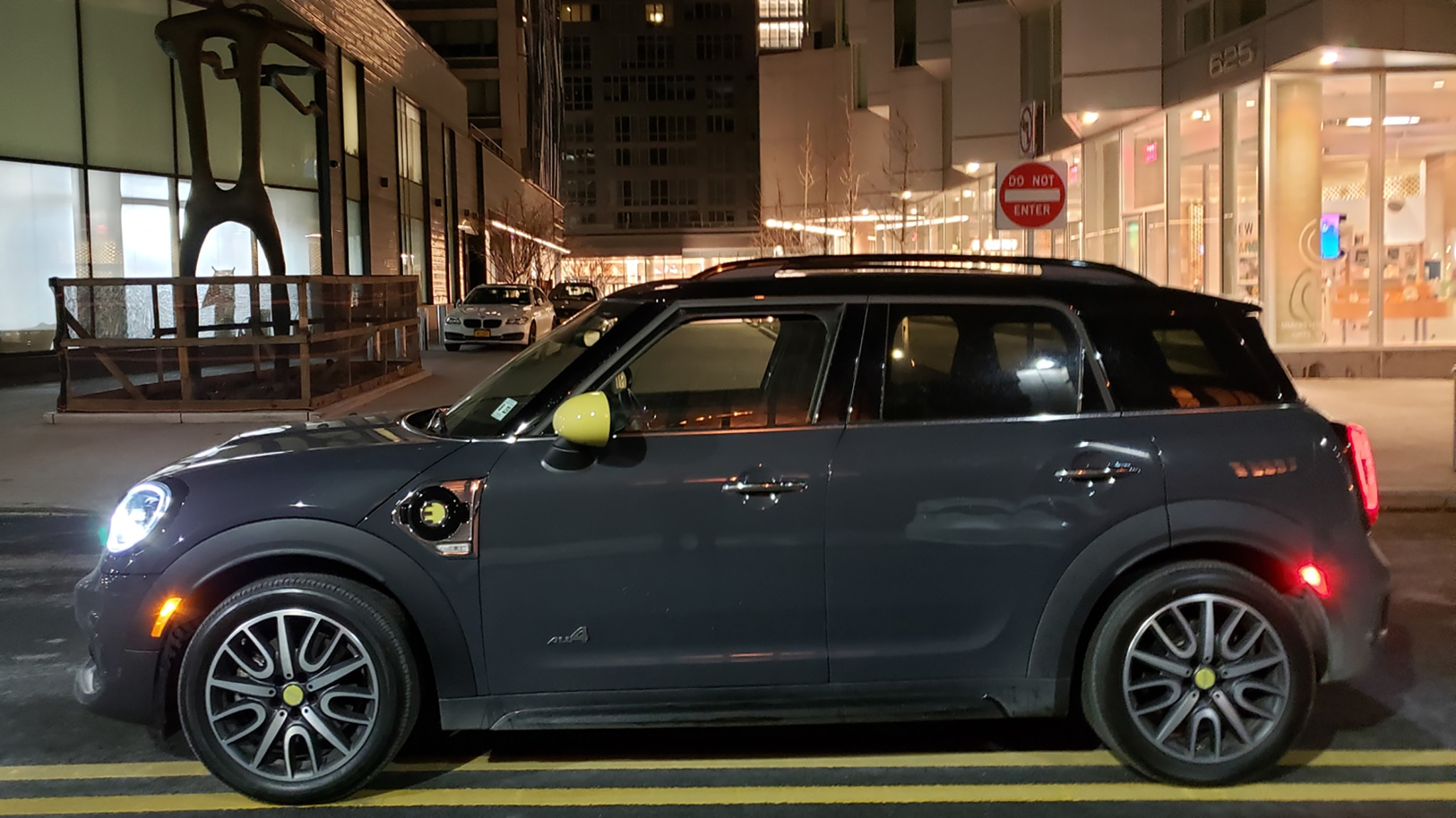 2019 Mini Countryman Plug In Hybrid Review A Mini Adventure In Nyc